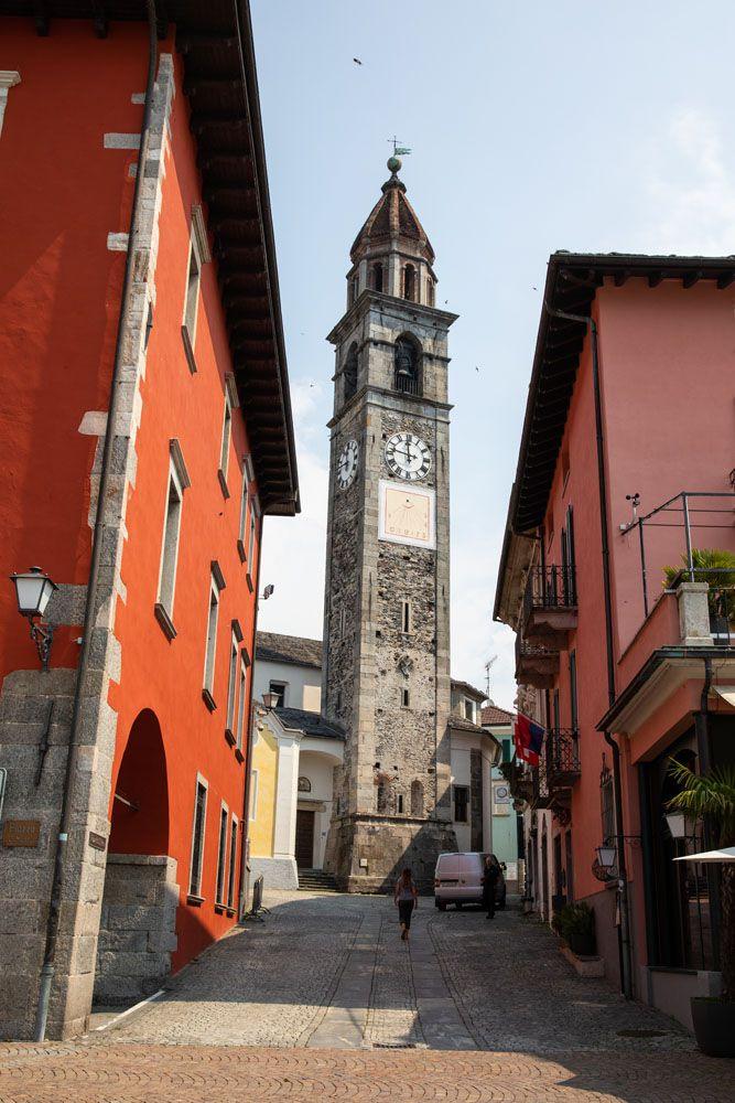 Ascona Old Town