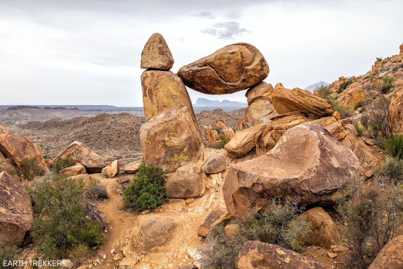 Balanced Rock Texas