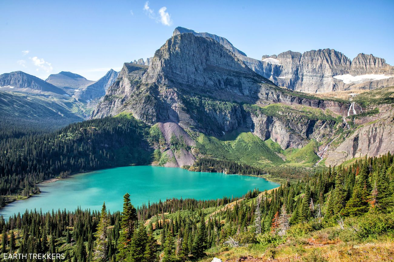 Best Hikes in Glacier