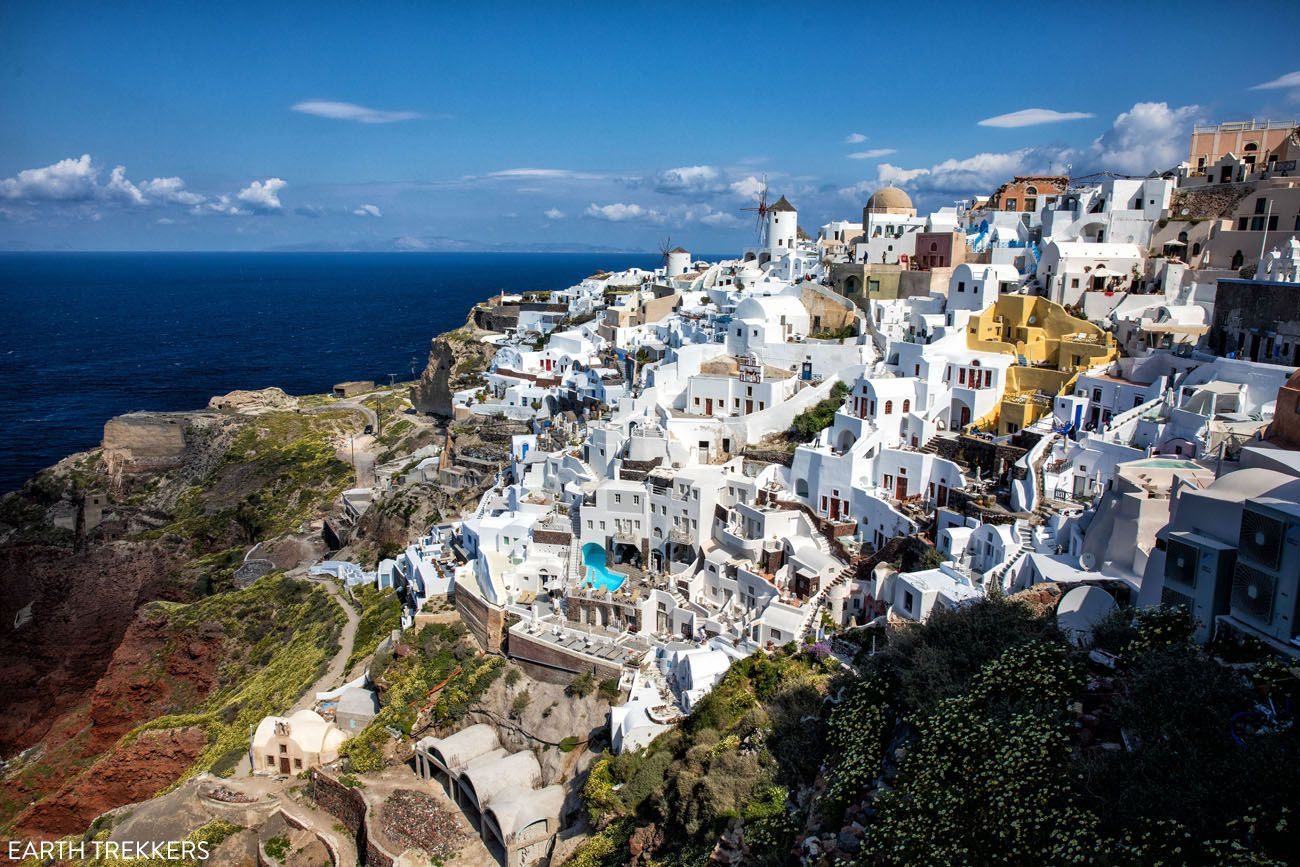 Best Places to Stay in Santorini