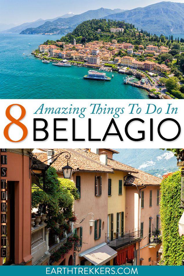 Best of Bellagio Italy Travel