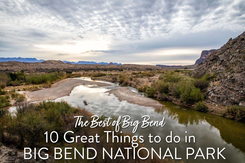 Best of Big Bend