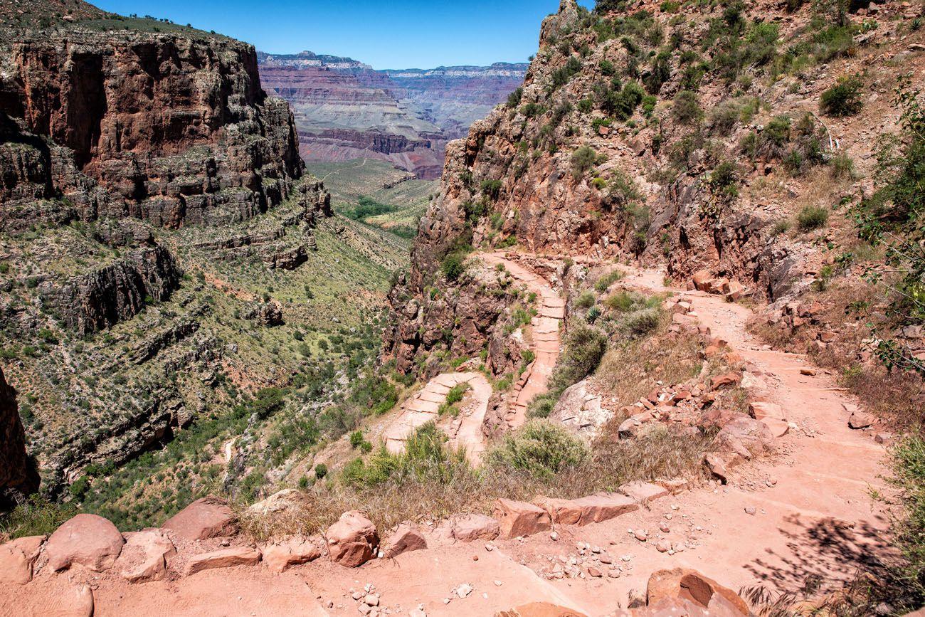 Bright Angel Trail Arizona road trip itinerary