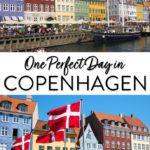 Copenhagen Denmark Travel Itinerary