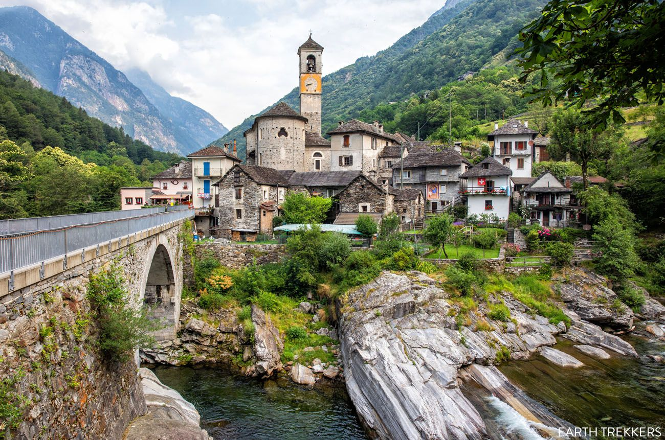 Day Trips from Lugano Lavertezzo
