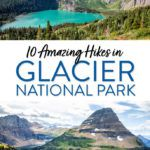 Glacier National Park Hikes