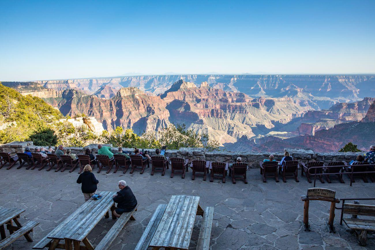 Grand Canyon North Rim Arizona road trip itinerary