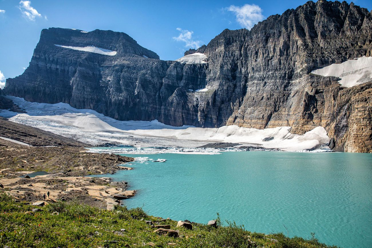 Grinnell Glacier Hike best hikes in Glacier National Park