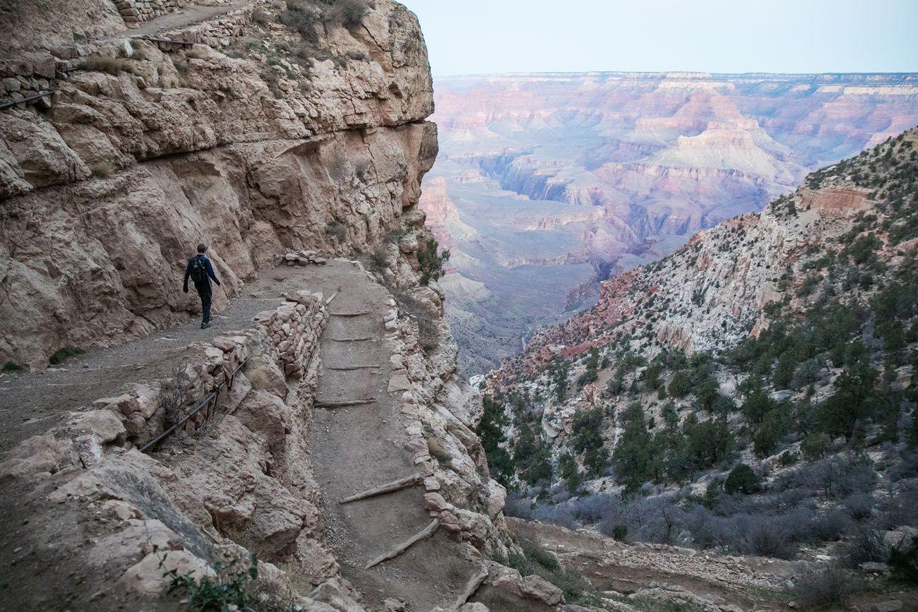 Hike South Kaibab Trail