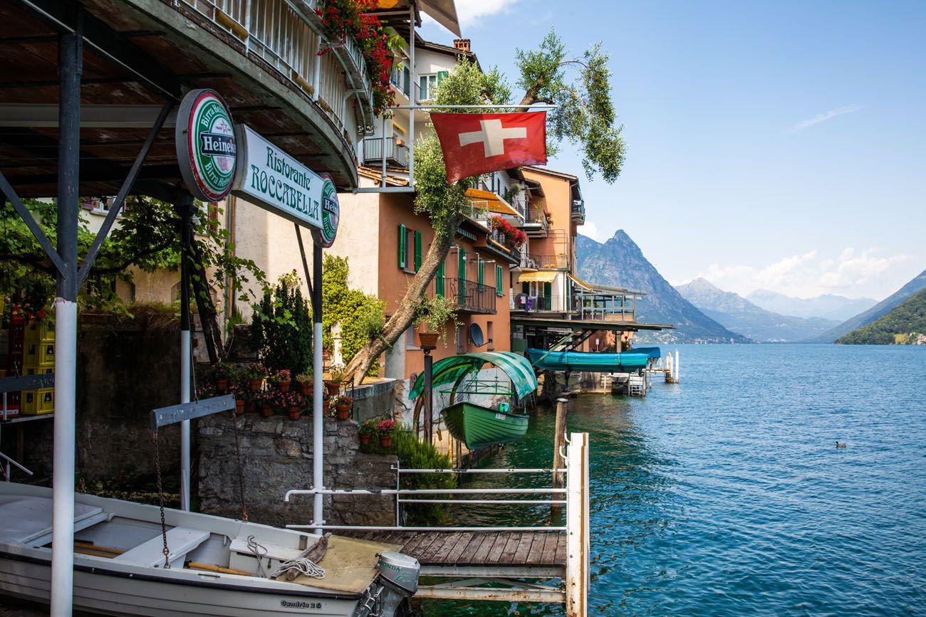 Lake Lugano Day Trip