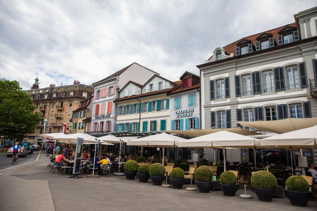 Lausanne Buildings
