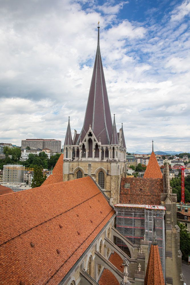 Lausanne Cathedrale