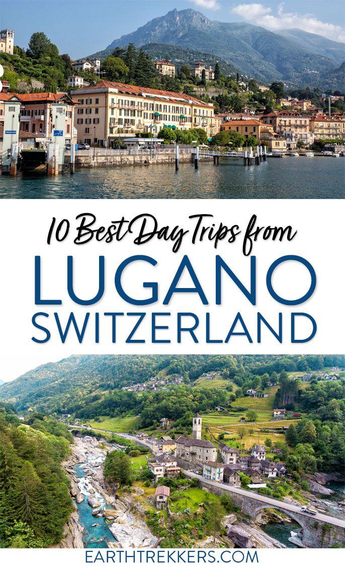 Lugano Switzerland Travel Guide