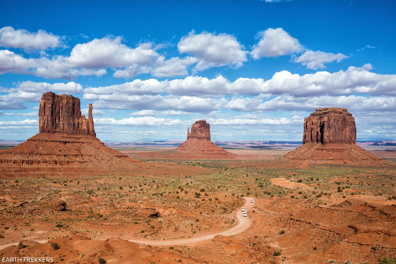 Monument Valley Itinerary