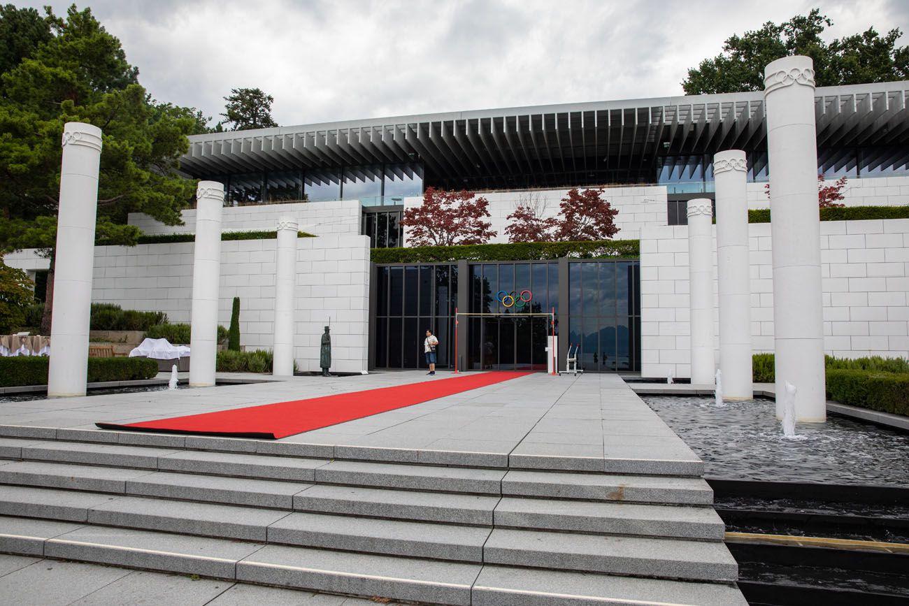 Olympique Museum