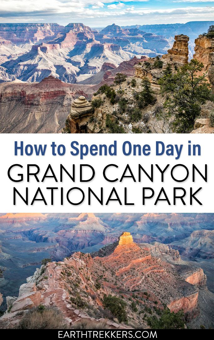 One Day Grand Canyon Travel
