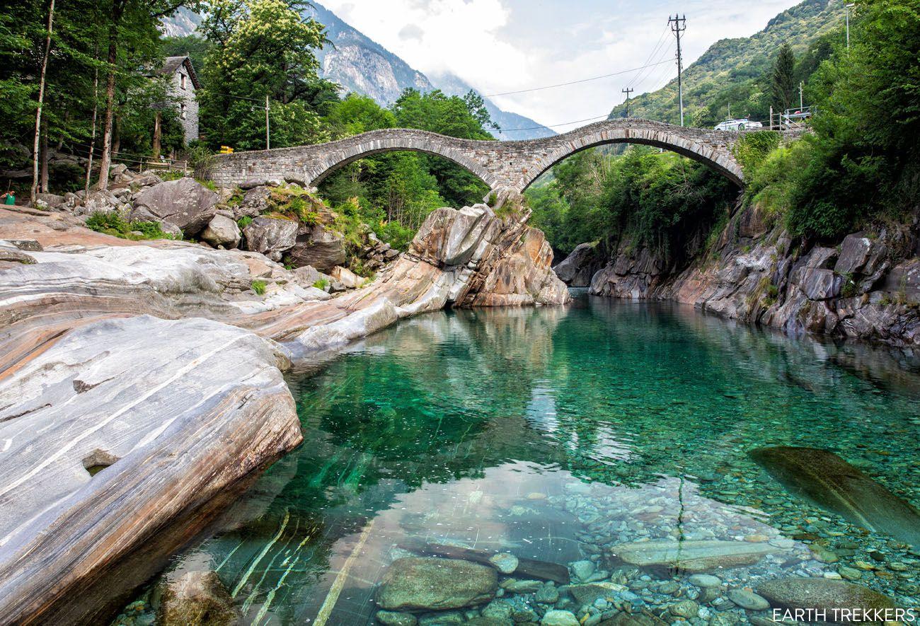 Ponte dei Salti Day Trip from Lugano