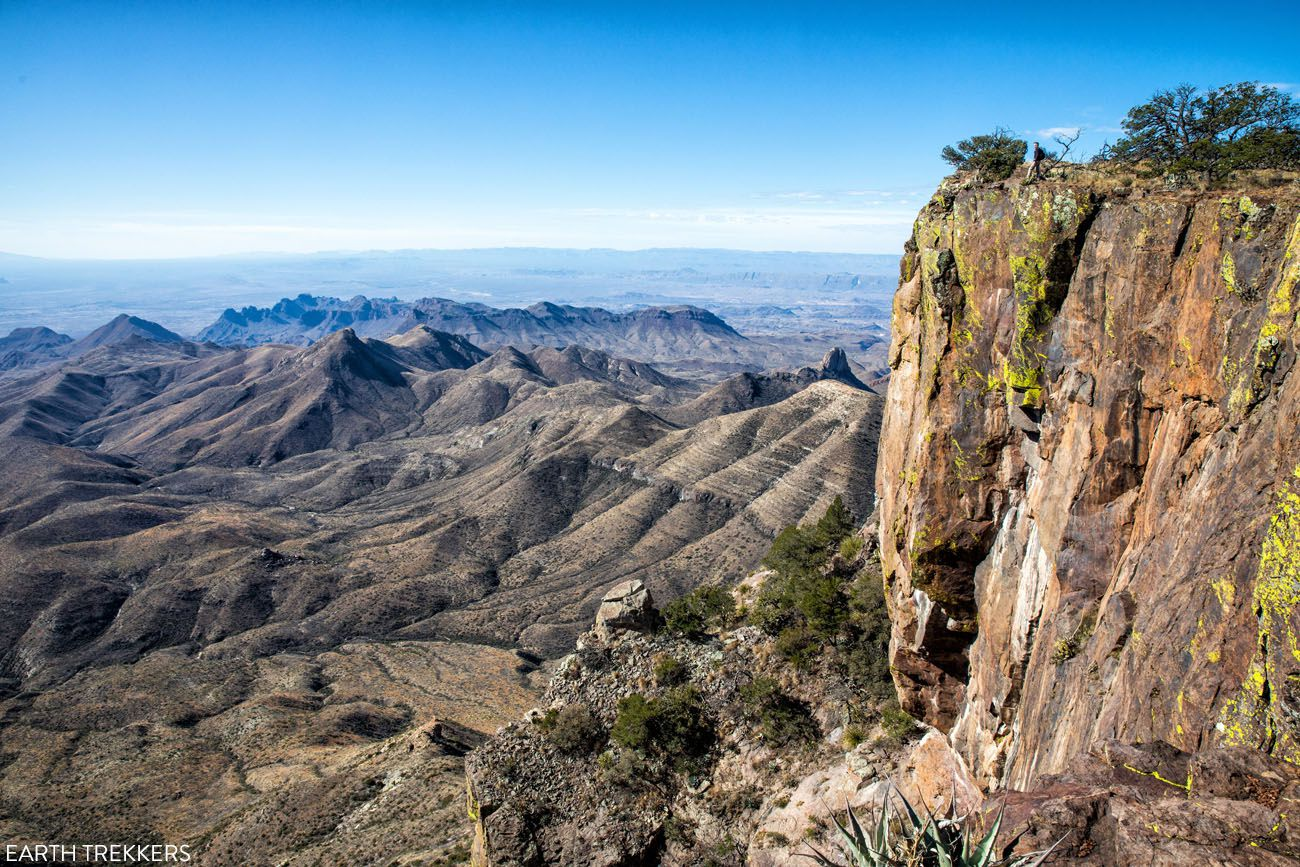 South Rim Big Bend