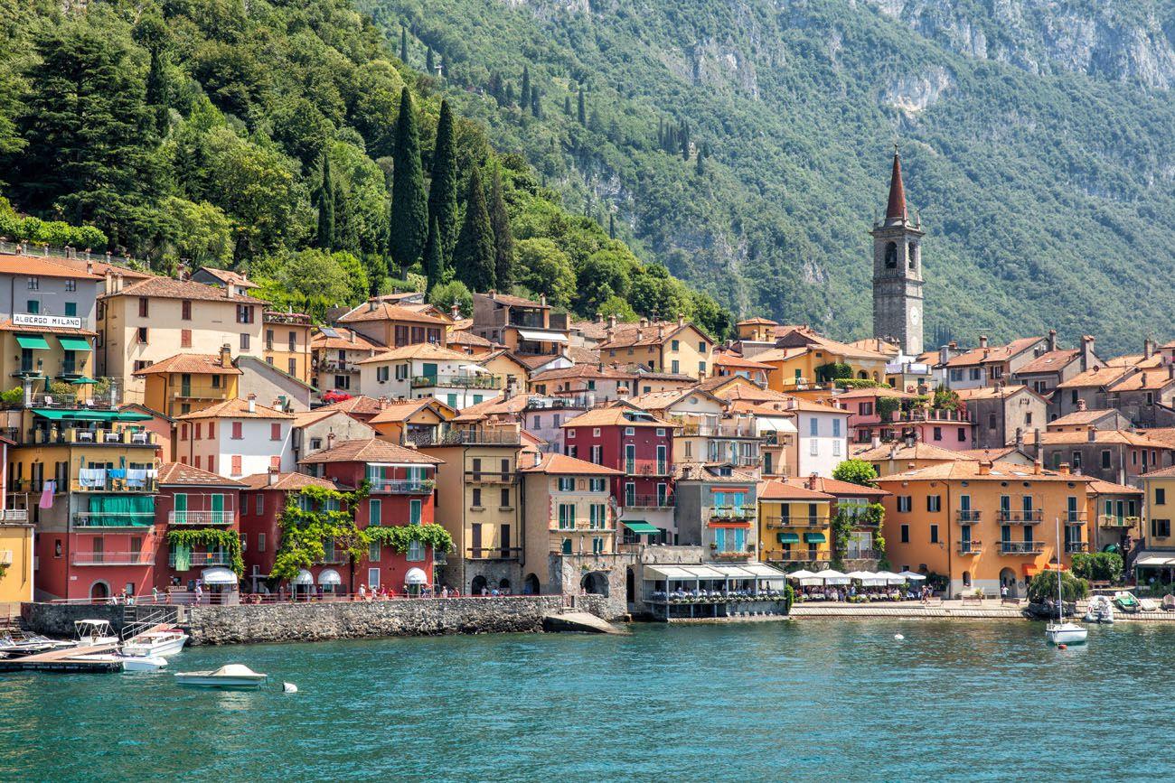 Varenna Italy Lake Como