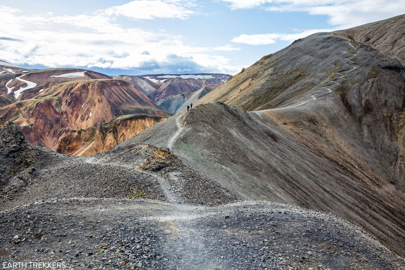 14 Day Iceland Itinerary Landmannalaugar