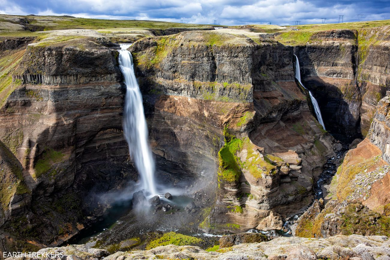 14 Day Iceland Itinerary with Haifoss