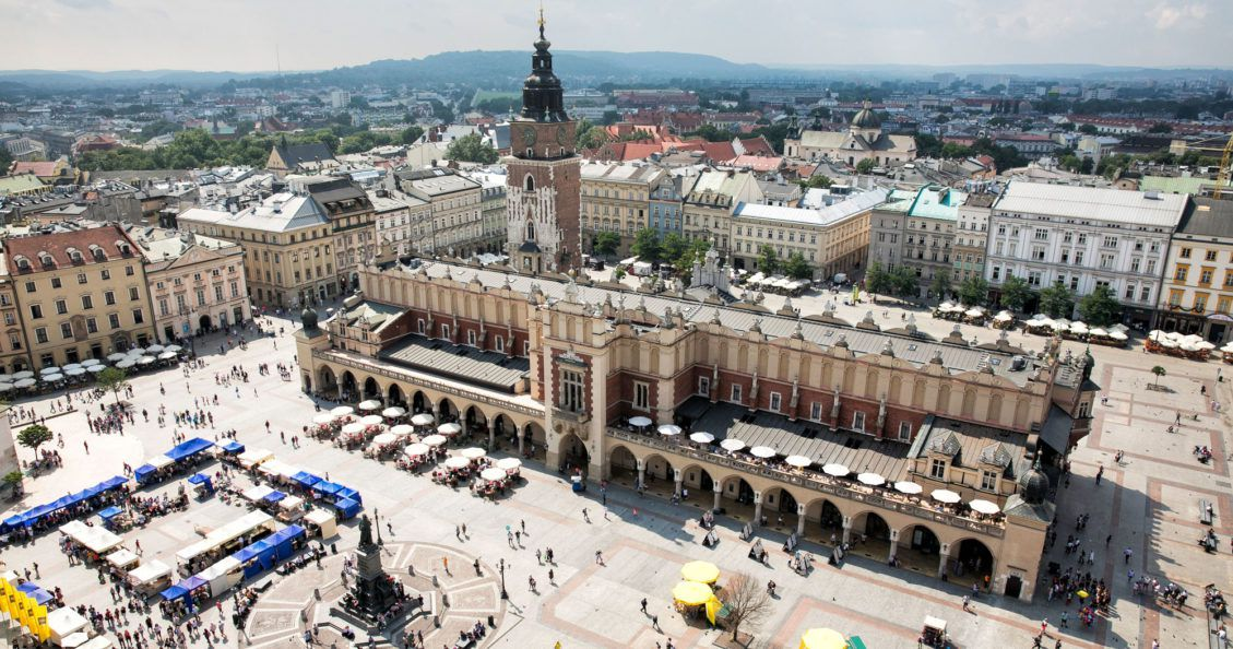 3 Days in Krakow Itinerary