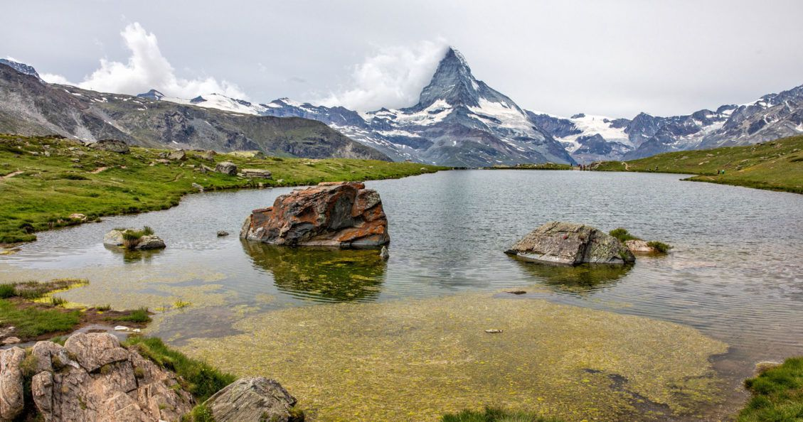 5 Lakes Trail Zermatt