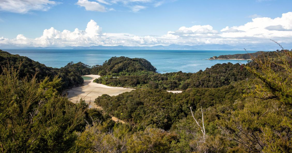 Abel Tasman New Zealand