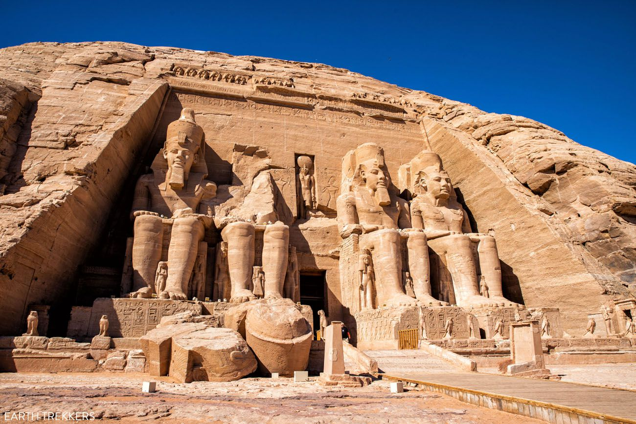 Abu Simbel best things to do in Egypt