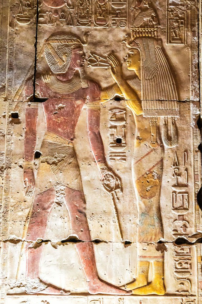 Abydos Seti I best things to do in Egypt