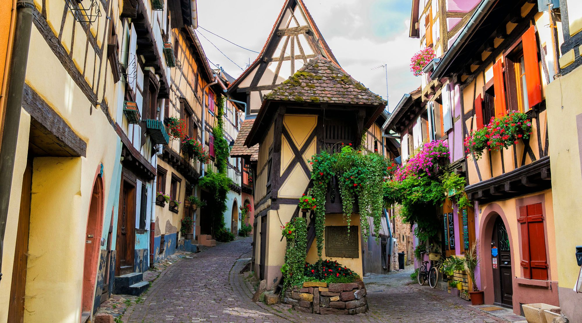 Alsace Itinerary