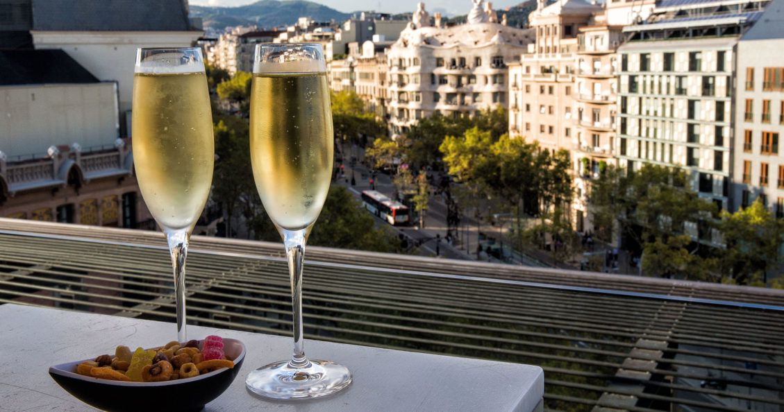 Barcelona Rooftop Bar