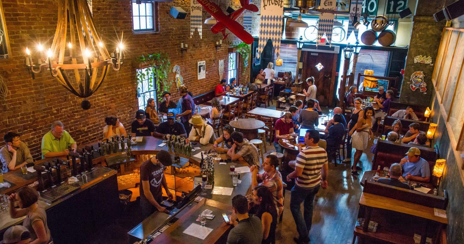 Bars in Atlanta