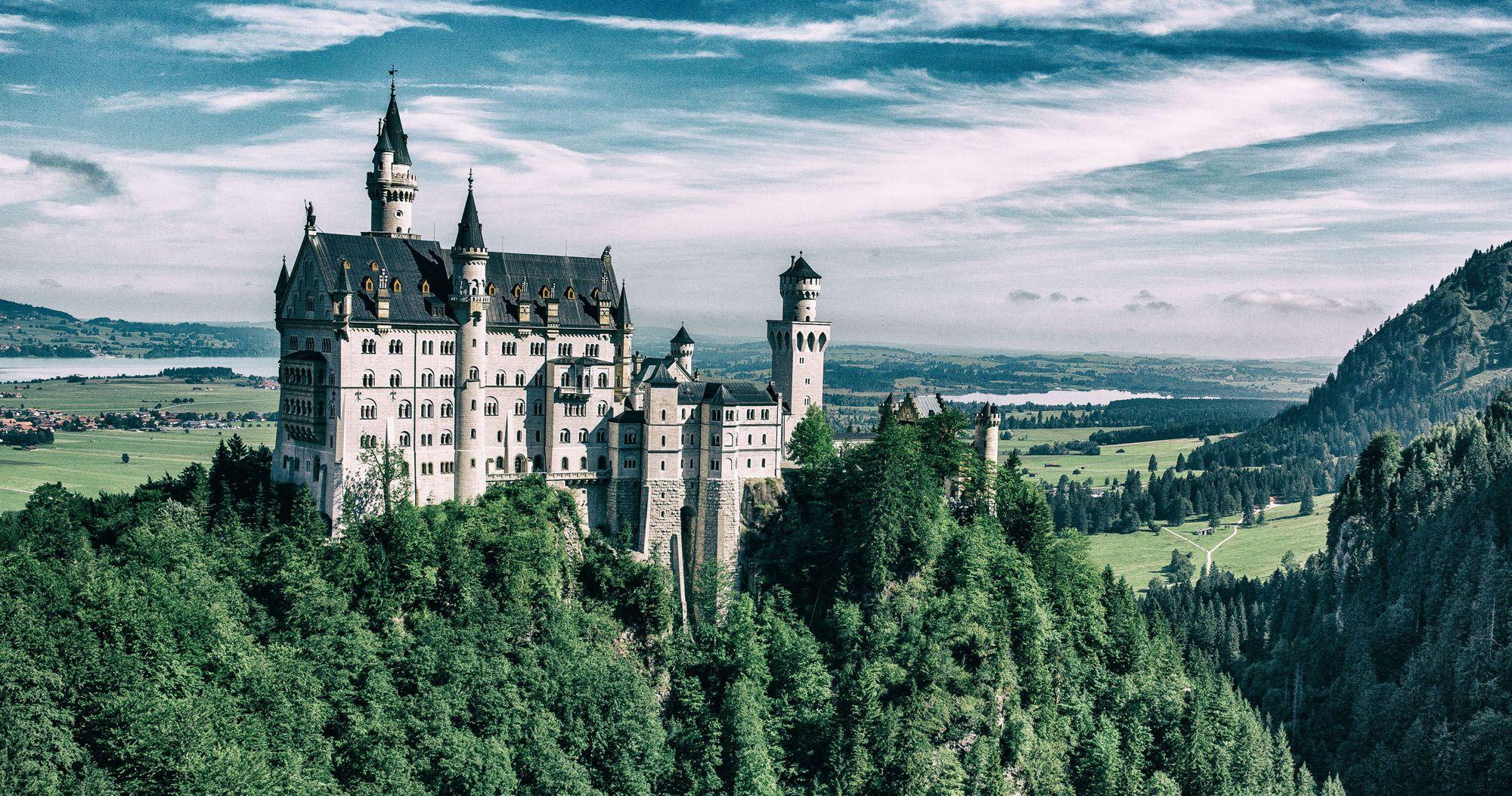 Bavaria Itinerary