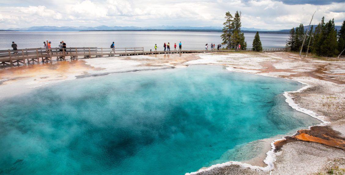 Best Geysers Yellowstone