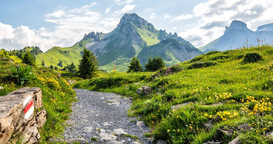 Best Hikes in Bernese Oberland