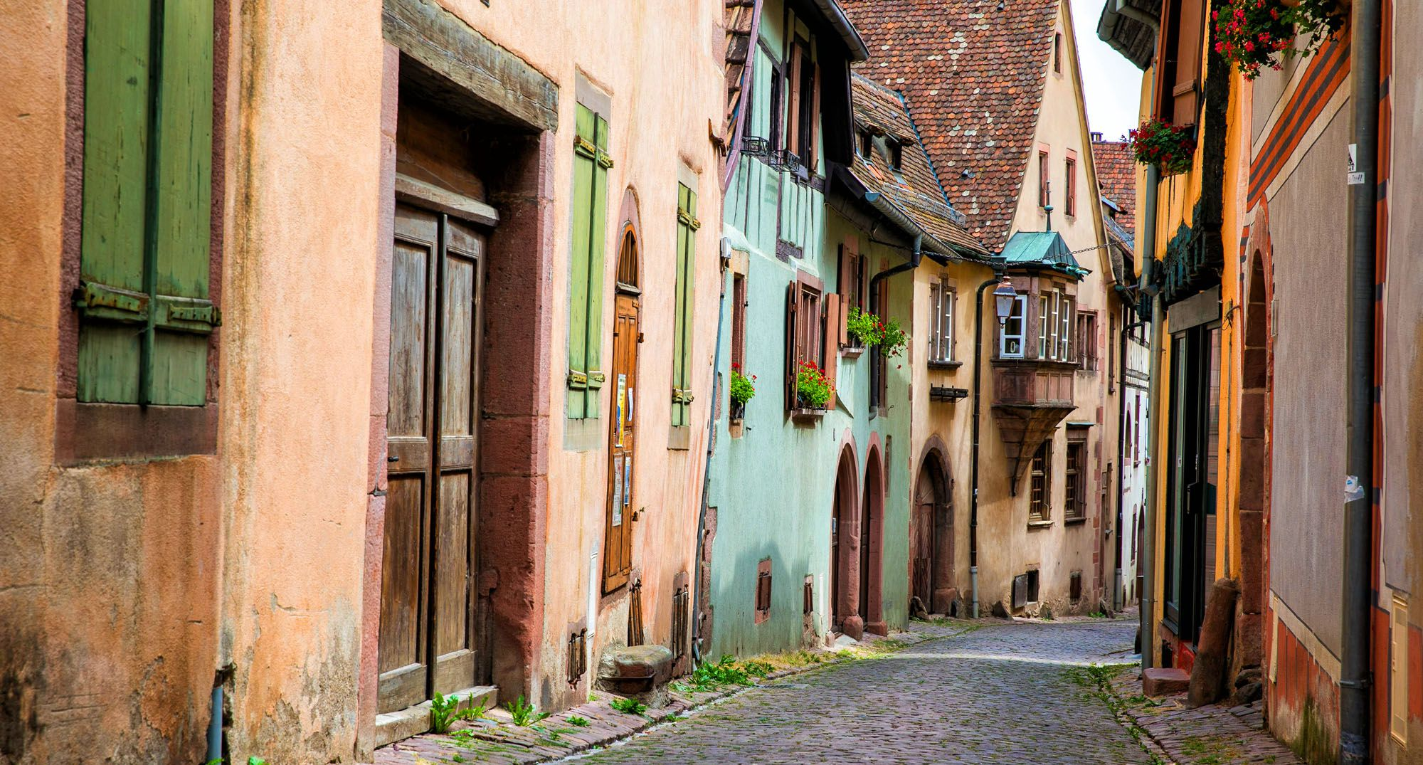 Best Towns in Alsace France
