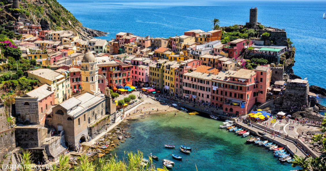 Best Views of Italy