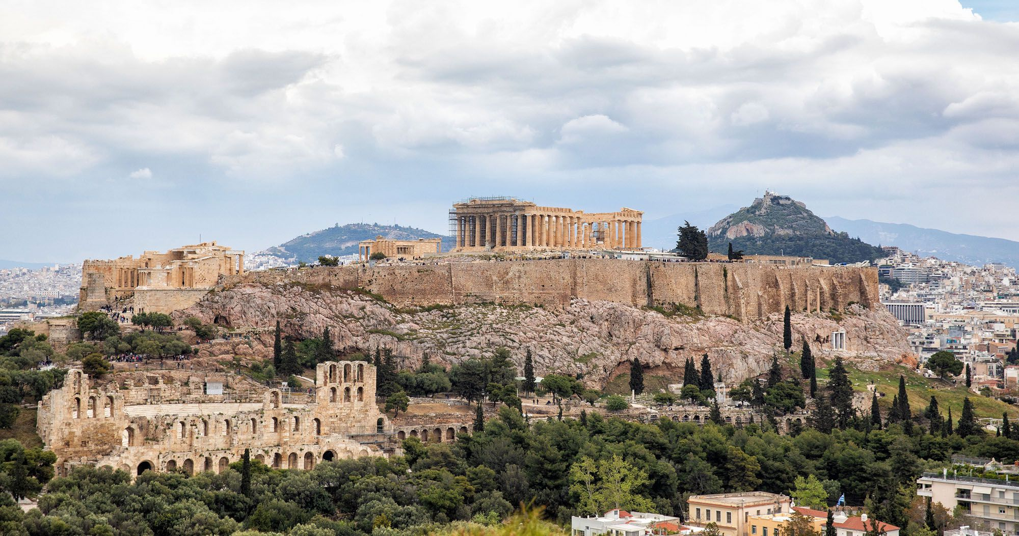Best Views of the Acropolis