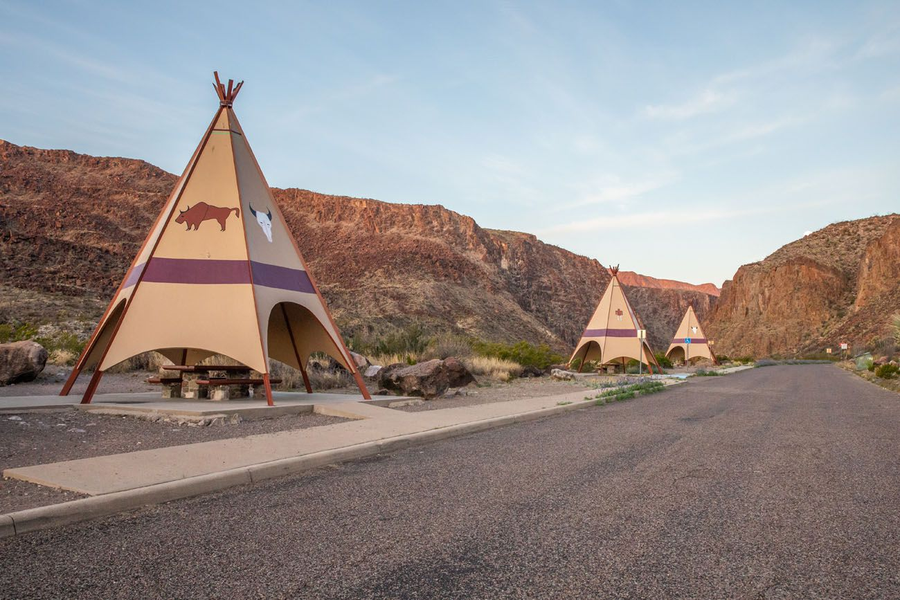 Big Bend Ranch Picnic Area