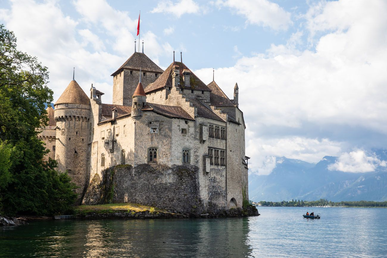Chateau de Chillon Day Trip