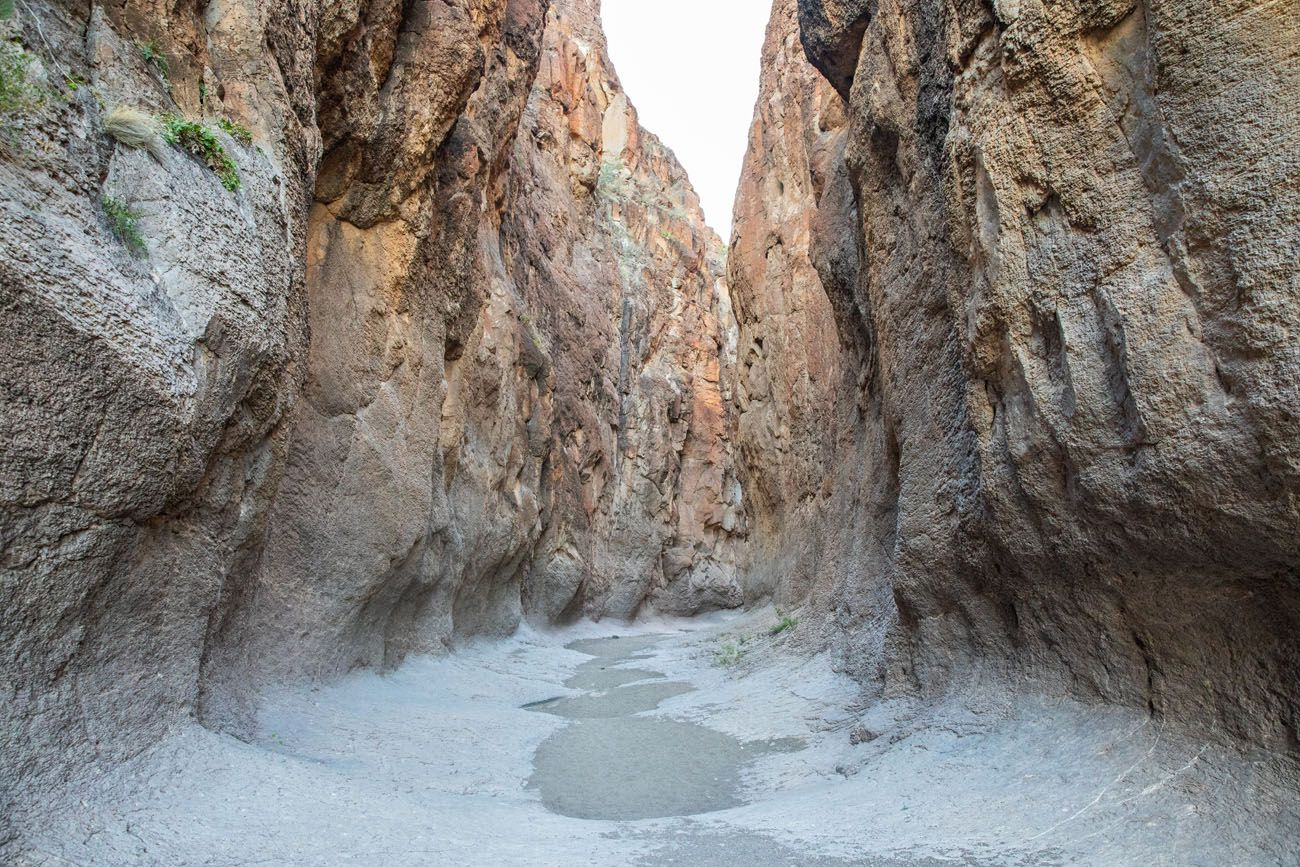 Closed Canyon Hike Texas