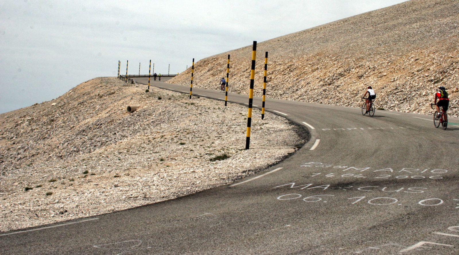 Cycle Mont Ventoux