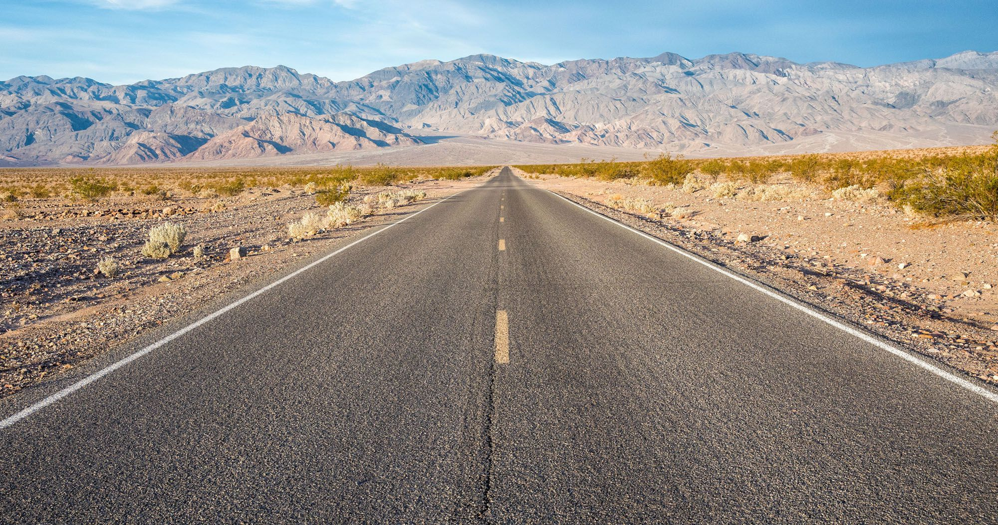 Death Valley Itinerary