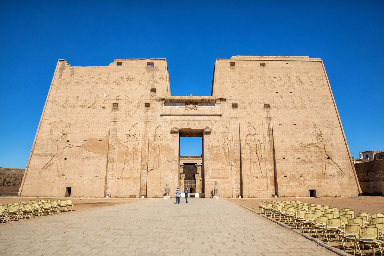 Edfu best things to do in Egypt