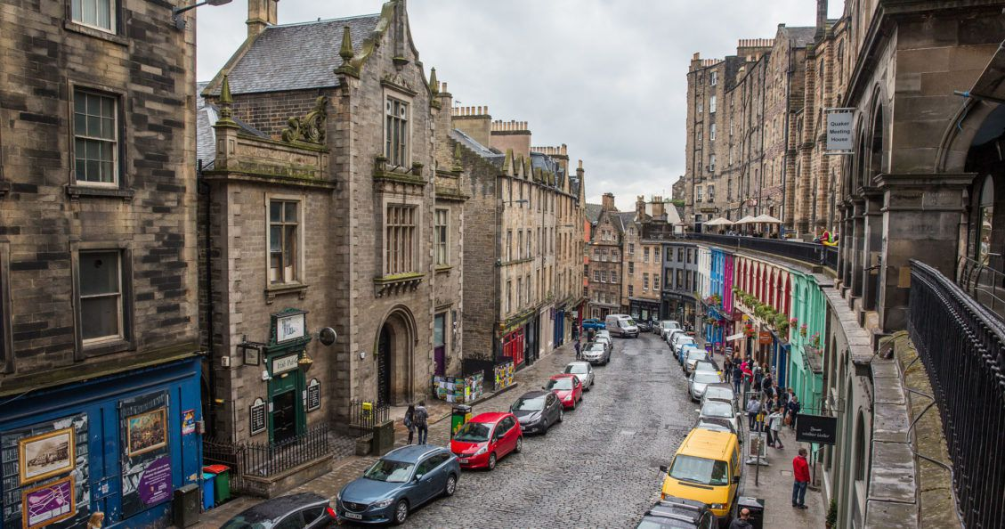 Edinburgh Itinerary
