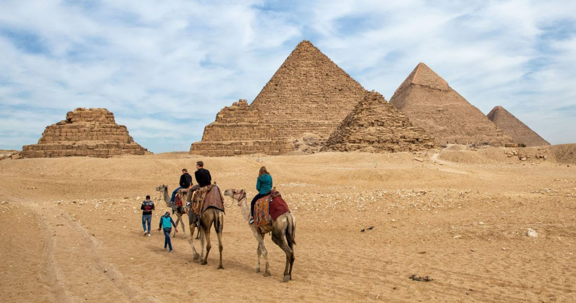 Egypt Itinerary