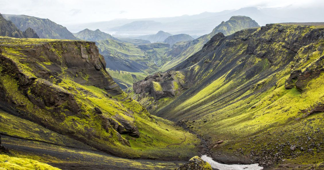Fimmvorduhals Hike Iceland