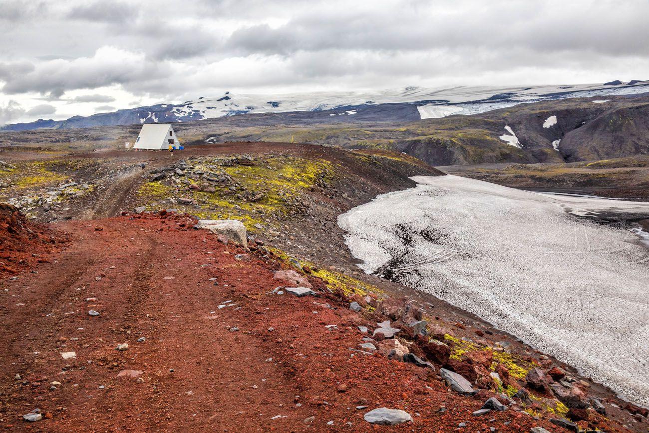 Fimmvorduhals Hike Iceland