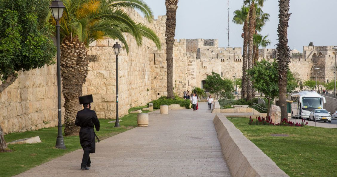 First Impression of Israel